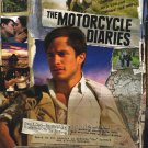 Motorcycle Diaries Original Movie Poster  Double Sided 27 X40