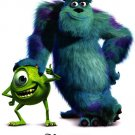 Monster Inc. Movie Original Movie Poster Double Sided 27 X40