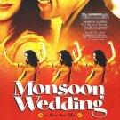 Monsoon Wedding  Movie Original Movie Poster Double Sided 27 X40