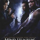 Mind Hunters Original  Movie Poster 27X40 Double Sided