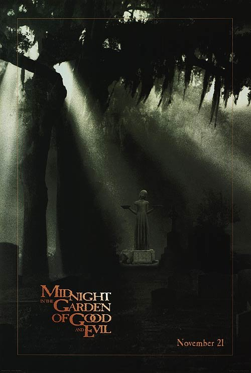 Midnight In The Garden Of Good and Evil Original Movie Poster Single Sided 27 X40