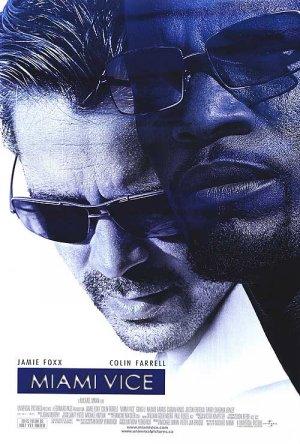 Miami Vice Regular Original Movie Poster Double Sided 27 X40