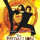 Medallion Original Movie Poster Double Sided 27 X40