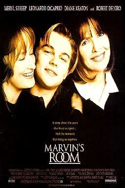 Marvin's Room Original Movie Poster Single Sided 27 X40