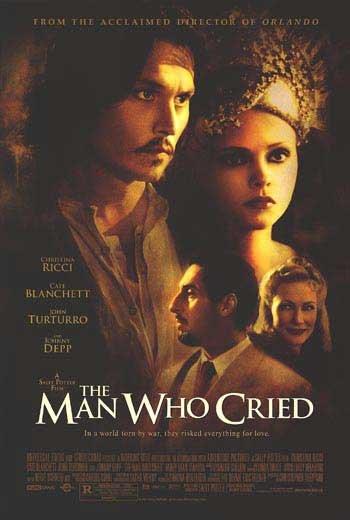 Man Who Cried Original Movie Poster Single Sided 27 X40