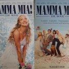 Mamma Mia  Original Movie Poster Double Sided 11x17