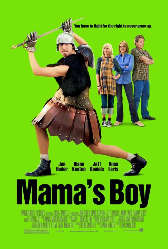 Mama's Boy Original Movie Poster Double Sided 27 X40