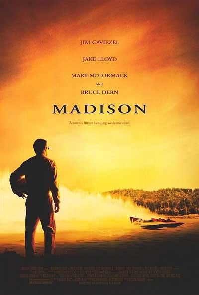 Madison Original Movie Poster Single Sided 27 X40