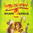 Madagascar 2 Original Movie Poster Double Sided 27 X40