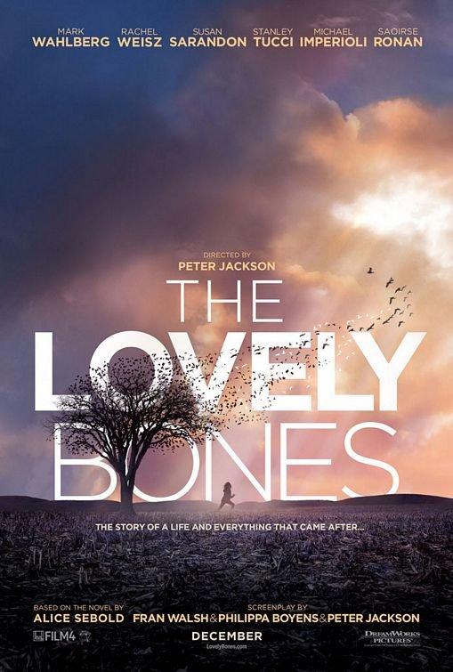 The Lovely Bones Regular Original Movie Poster Double Sided 27x40