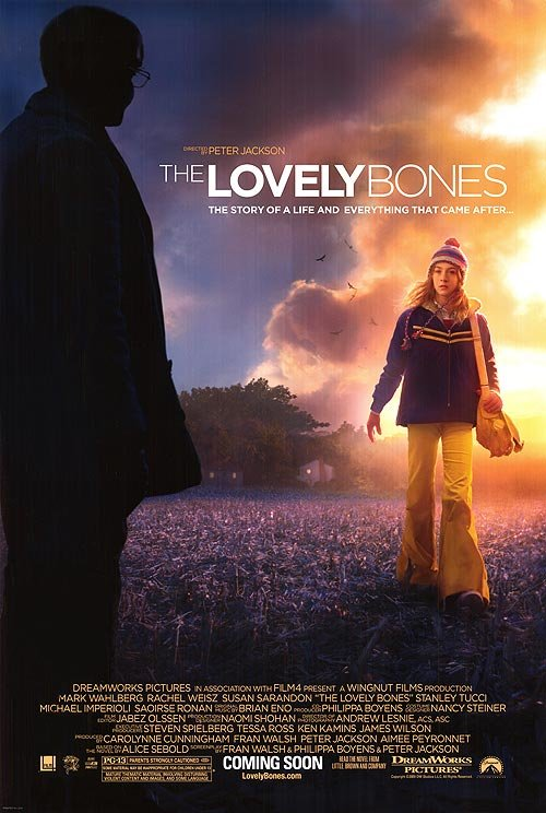 Lovely Bones Intl Original Movie Poster Double Sided 27x40