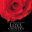 Love in the Time of Cholera Original Movie Poster Double Sided 27 X40