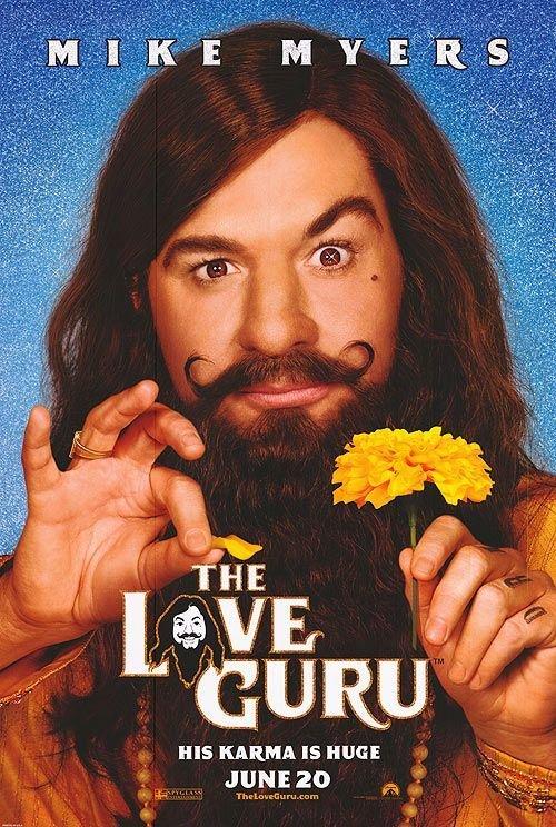 Love Guru Advance Original Movie Poster Double Sided 27 X40
