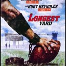 Longest Yard  Advance Original Movie Poster Double Sided 27x40