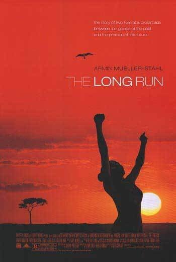 Long Run Original Movie Poster Double Sided 27x40