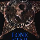 Lone Star Original Movie Poster Double Sided 27x40