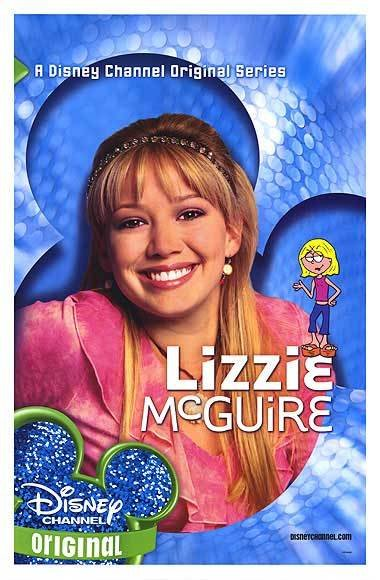 Lizzie McGuire Original Tv Show Poster Movie Poster Single Sided 27x40