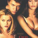 Cruel Intentions International Double Sided Orig Movie Poster 27x40 -