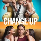Change-Up Original Movie Poster Double Sided 27 X40