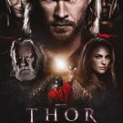 Thor Intl A Original Movie Poster Double Sided 27 X40