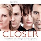 Closer Single Sided Original Movie Poster 27x40