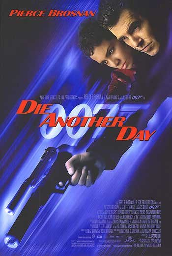 Die Another Day Regular Original Movie Poster Single Sided 27 X40