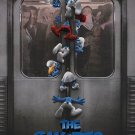 Smurfs Advance B (Coming Soon ) Original Movie Poster Double Sided 27 X40