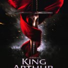 King Arthur Advance Double Sided Original Movie Poster 27x40