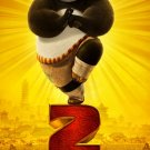 Kung Fu Panda 2 Regular Original Movie Poster Double Sided 27 X40