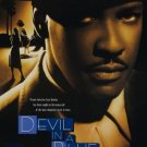 Devil In A Blue Dress Original Movie Poster Double Sided 27x40