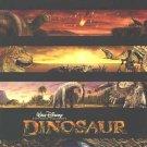 Dinosaur Intl Original Movie Poster Double Sided 27x40