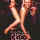 Last Days of Disco Original Movie Poster Single Sided 27x40