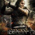 Conan : The Barbarian (Corin ) Original Movie Poster Double Sided 27 X40