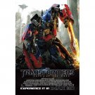 Transformers : Dark of the Moon IMAX Original Movie Poster Double Sided 27 X40