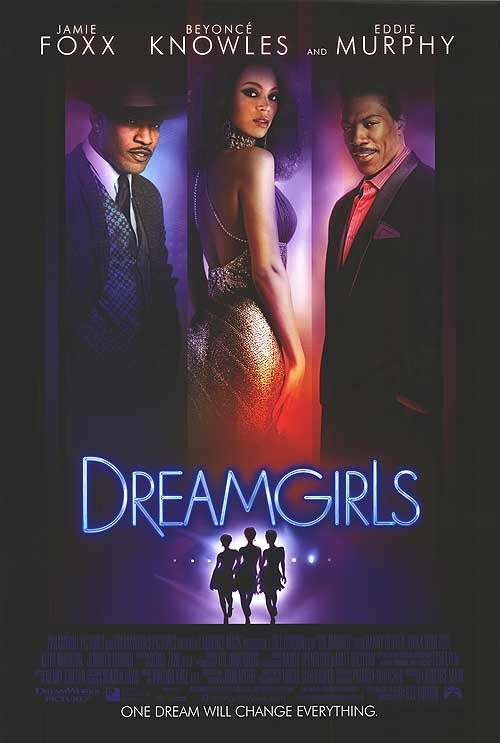 Dreamgirls Intl Original Movie Poster Double Sided 27x40