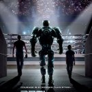 Real Steel  Original Movie Poster Double Sided 27 X40