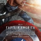 Captain America Original Movie Poster Double Sided 27 X40