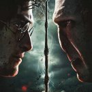 Harry Potter and the Deathly Hallows Part II Advance Original Movie Poster  Double Sided 27 X40