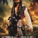 Pirates of the Caribbean : On Stranger Tides Imax Original Movie Poster  Double Sided 27 X40