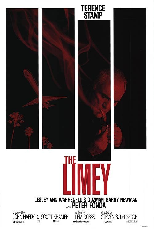 Limey Original Movie Poster Double Sided 27x40