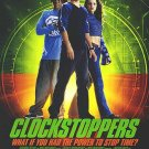Clockstoppers Original Movie Poster Double Sided 27x40
