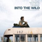 Into The Wild Original Movie Poster Double Sided 27x40