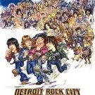 Detroit Rock City Regular Original Movie Poster Single Sided 27x40