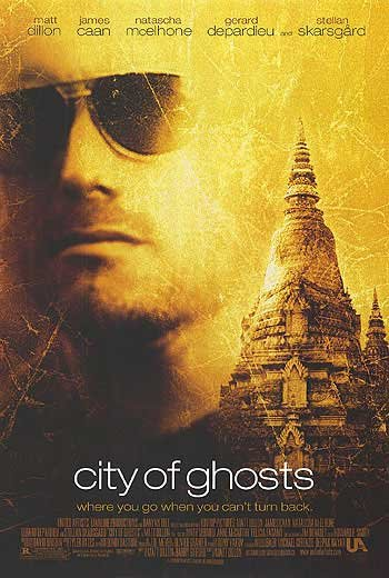 City Of Ghosts  Original Movie Poster Single Sided 27 X40