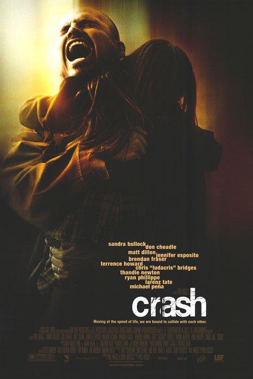 Crash (2005)Original Movie Poster Single Sided 27 X40