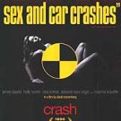 Crash (1997)Original Movie Poster Double Sided 27x40
