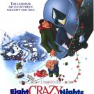 Eight Crazy Nights Regular Original Movie Poster Single Sided 27 X40