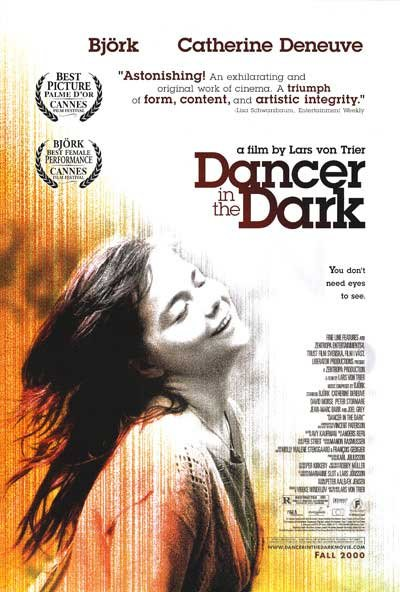 Dancer In The Dark  Original Movie Poster Double Sided 27 X40