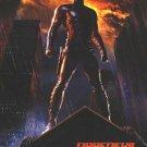 Daredevil Advance Original Movie Poster Double Sided 27x40