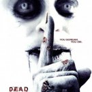 Dead Silence Intl Original Movie Poster Double Sided 27x40